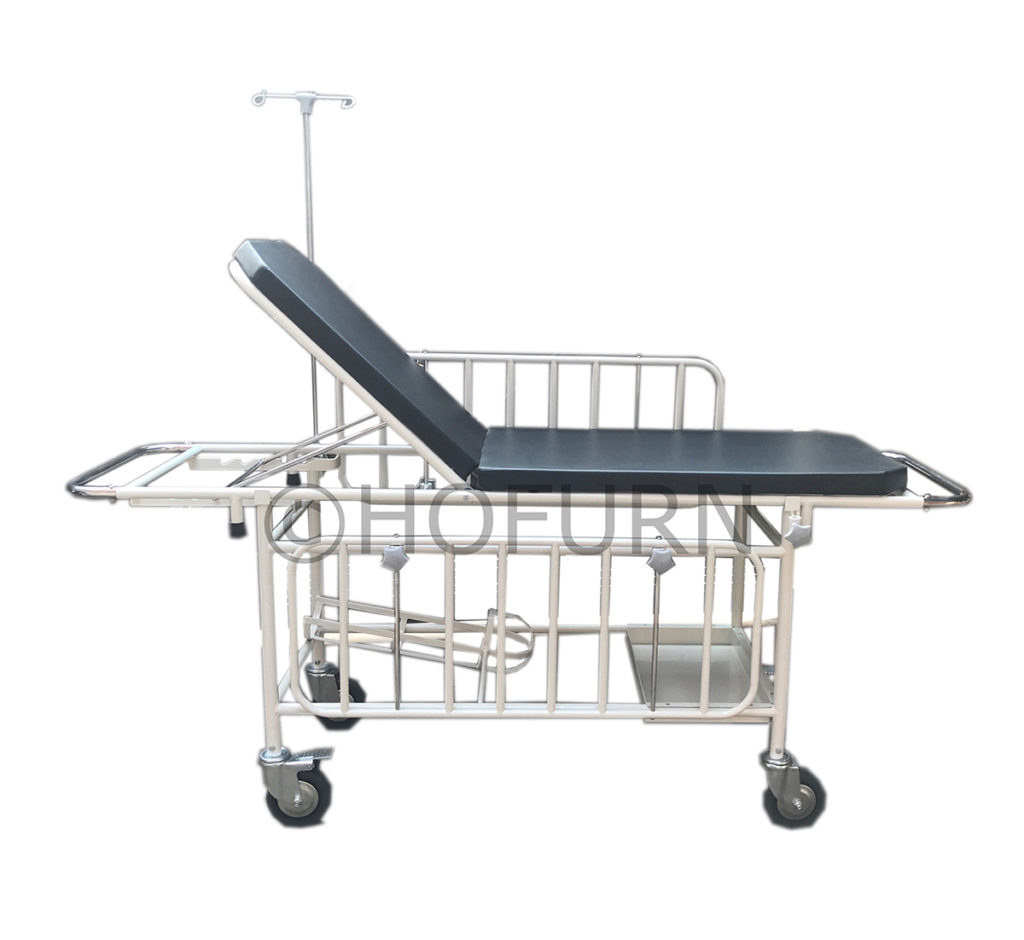 Stretcher On Trolley (Additional Accessories)